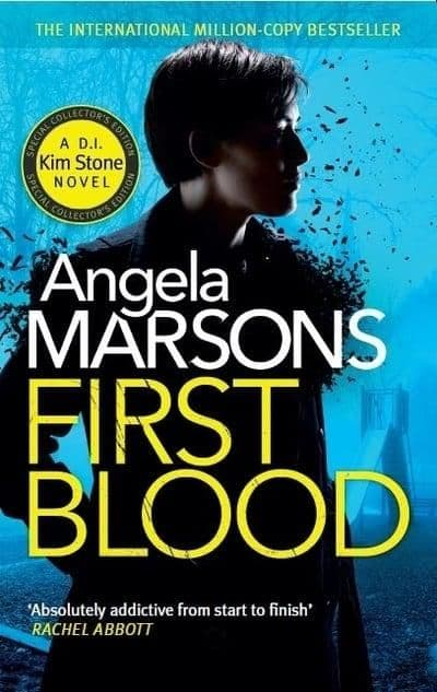 Angela Marsons - First Blood
