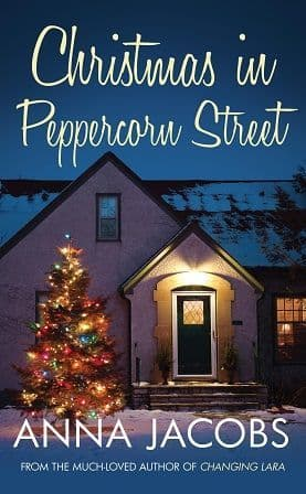Anna Jacobs - Christmas in Peppercorn Street