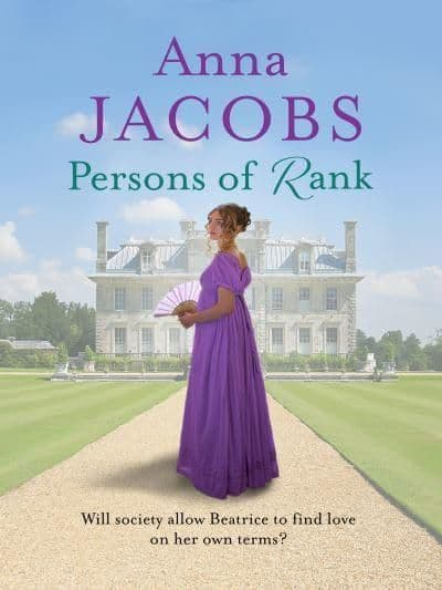 Anna Jacobs - Persons Of Rank