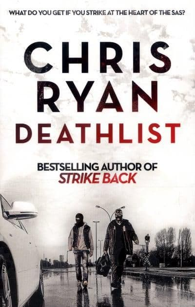 Chris Ryan - Deathlist