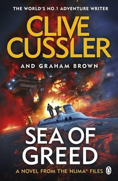 Clive Cussler - Sea Of Greed