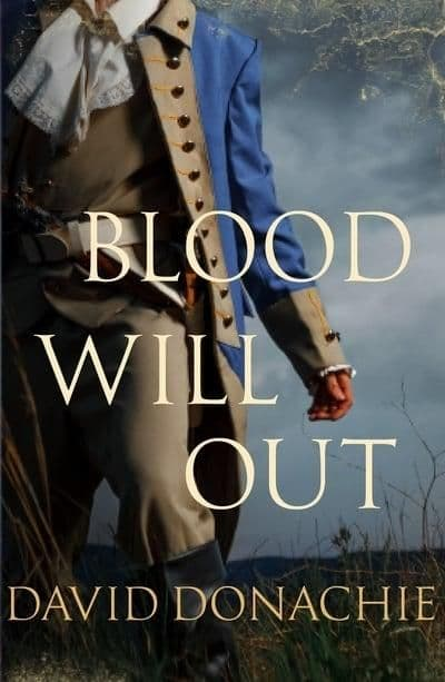 David Donachie - Blood Will Out