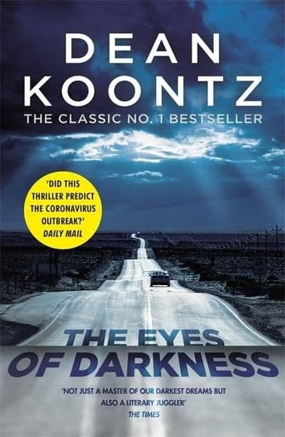 Dean Koontz - The Eyes of Darkness