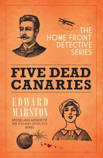 Edward Marston - Five Dead Canaries
