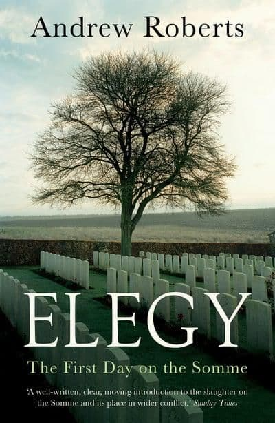 Elegy - The First Day Of the Somme