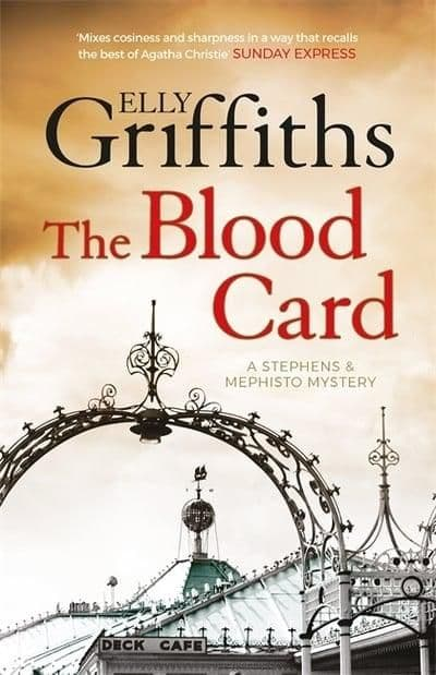 Elly Griffiths - The Blood Card