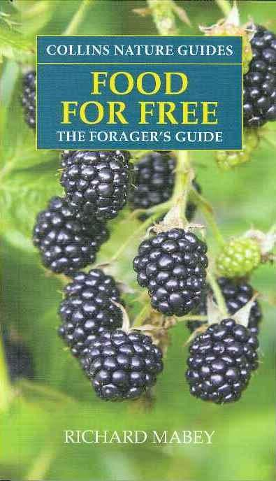 Food for Free (Collins Nature Guides)