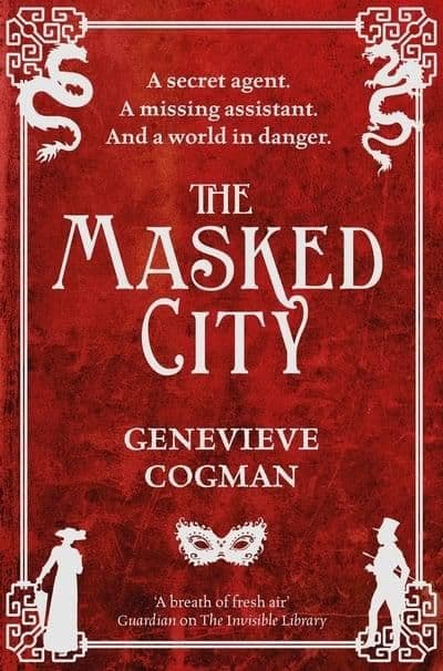 Genevieve Cogman - The Masked City