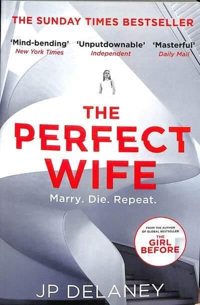 JP Delaney - The Perfect Wife