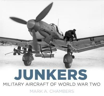 JUNKERS MILITARY AIRCRAFT WW2
