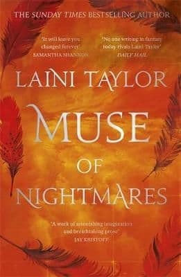 Laini Taylor - Muse Of Nightmares