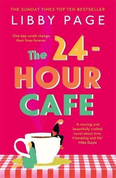 Libby Page - 24-Hour Cafe'