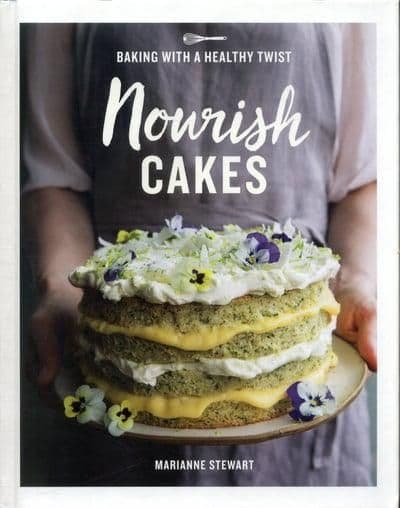 Nourish Cakes - Baking With a Healthy Twist