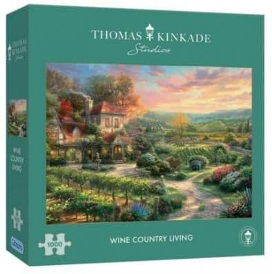 Wine Country Living 1000 Piece Jigsaw Puzzle