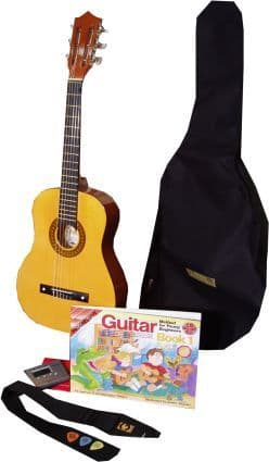 1/2 Size Classical Guitar Package