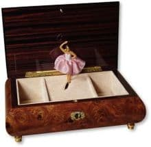 Ballerina Music Boxes