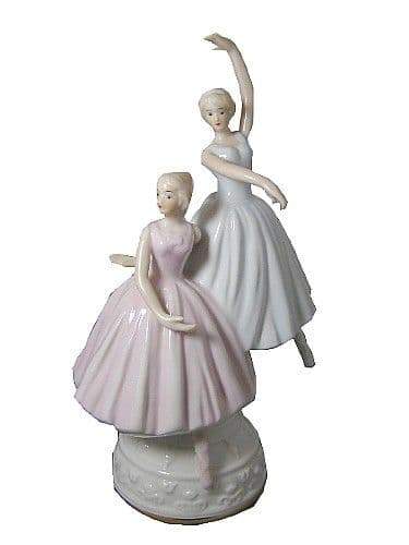 Ballerina music box & music boxes from Shop 4 Music Boxes & The Music Box Shop