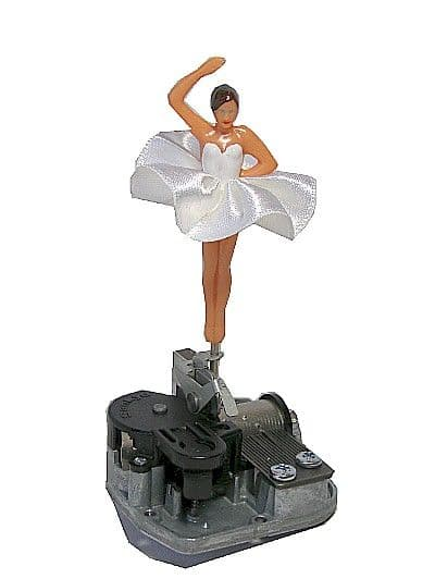 Ballerina Revolving Doll Movement 1/18BAL