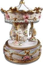 Carousels, Snowglobes & Figurines