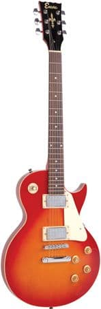 Encore Cherry Sunburst Red Les Paul E99CSB