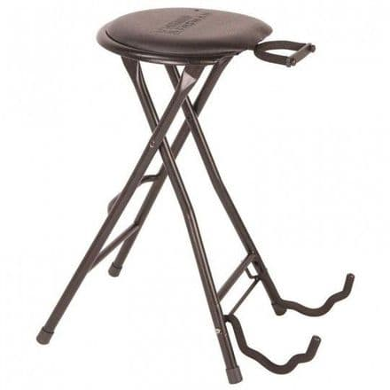 Guitarist's Dual Stool / Stand