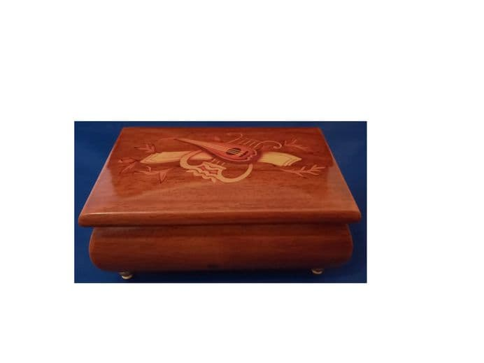 For Elise Musical Jewellery Box