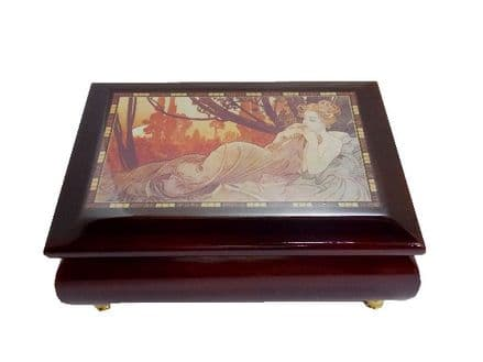 La Boheme Musical Jewellery Box 21010