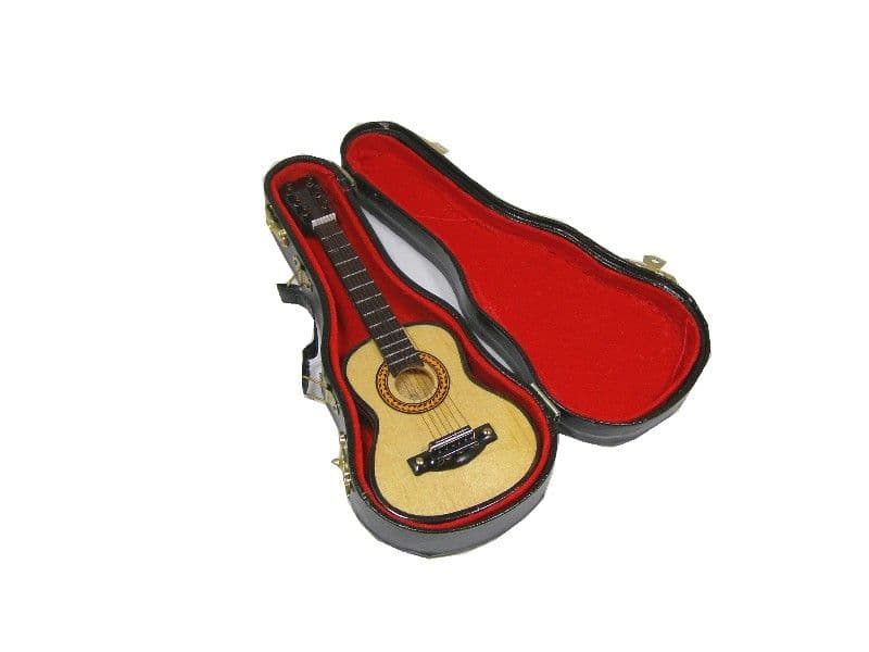 Miniature Instruments, Miniature Guitars & Music Gifts From The Music Box Shop