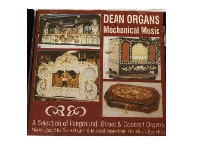 Music From A Selection Of Organs And Music Boxes  CD30