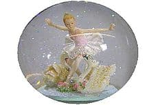 Musical Box Ballerina Figurines