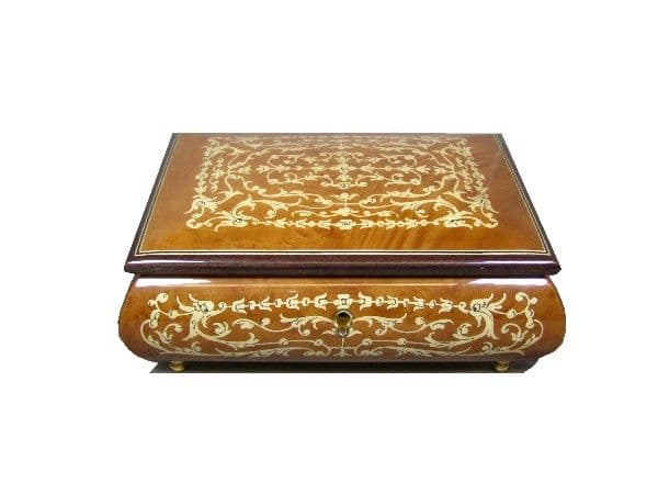 Musical Jewellery Box 46/2CMAD