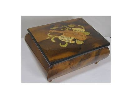 Musical Jewellery Box MAD415MLBRL