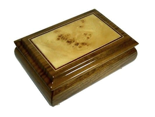 Musical Jewellery Boxes and Music Boxes From Shop 4 Music Boxes UK