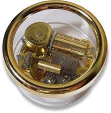Musical Paperweight MG1