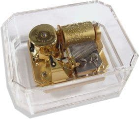 Musical Paperweight MG23