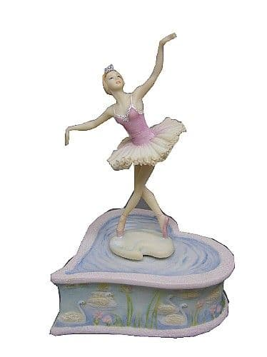 Ballerina Music Box.