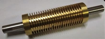 Replacement  Keyframe Grooved Roller For 23 Keyless Dean Organs (Post 2006)