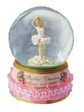 Snowglobes & Musical Waterglobes