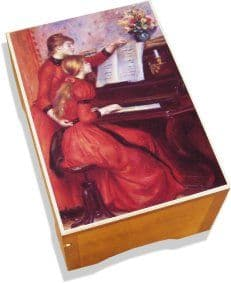 Swiss Music Box - Renoir,