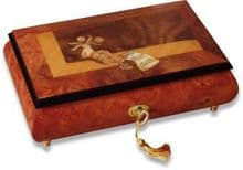 Swiss Musical Jewellery Boxes