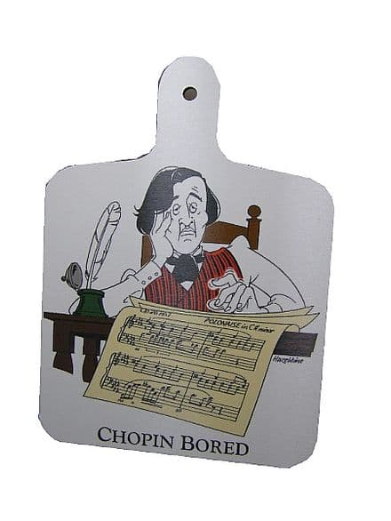 "The Original ""Chopin Bored"" CB01"
