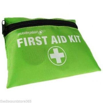Mini First Aid Kit for Car,Camping,Home,Office,Holiday~23 Pieces Inc.Scissors