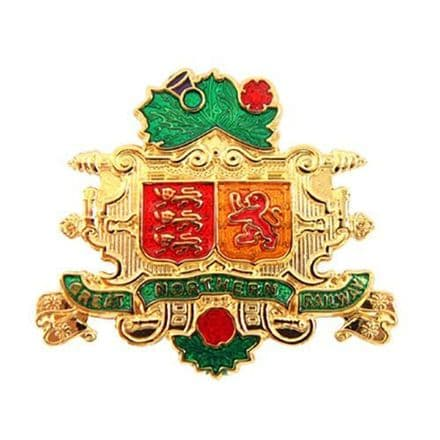 Great Northern Coat Of Arms Collectors Badge