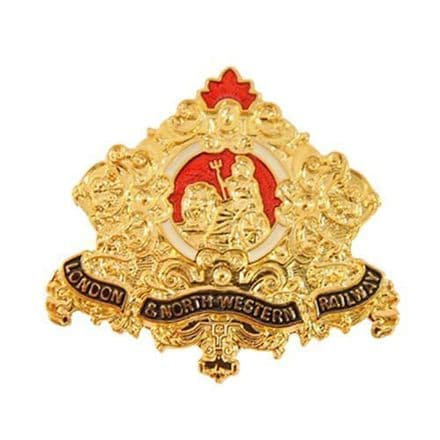 London and North Western Railway Collectors Badge
