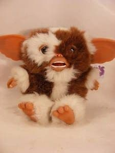 """8"""" GIZMO GREMLIN FROM THE HIT MOVIE GREMLINS"""