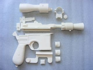 STAR WARS REPLICA DL-44 ROTJ BUNKER BUSTER HERO PROP KIT