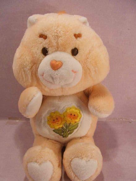 "VINTAGE 12"" FRIEND CARE BEAR (CB103)"