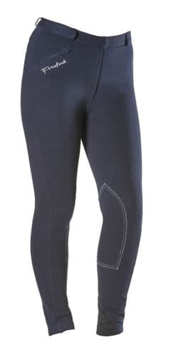 ** CLEARANCE ** Firefoot Malham Sparkly Breeches - Navy