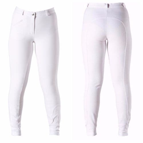Firefoot Ladies Horton Silicone Sticky Bum Full Seat Breeches - SECONDS