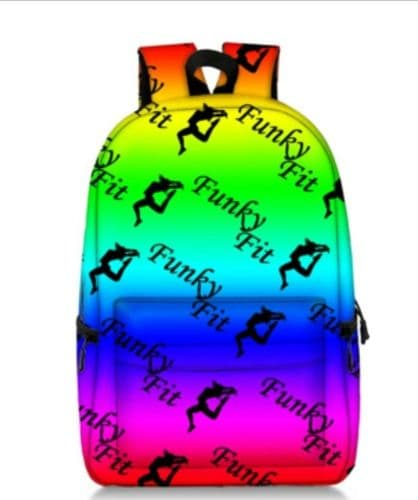 Funky Fit Funky Backpack